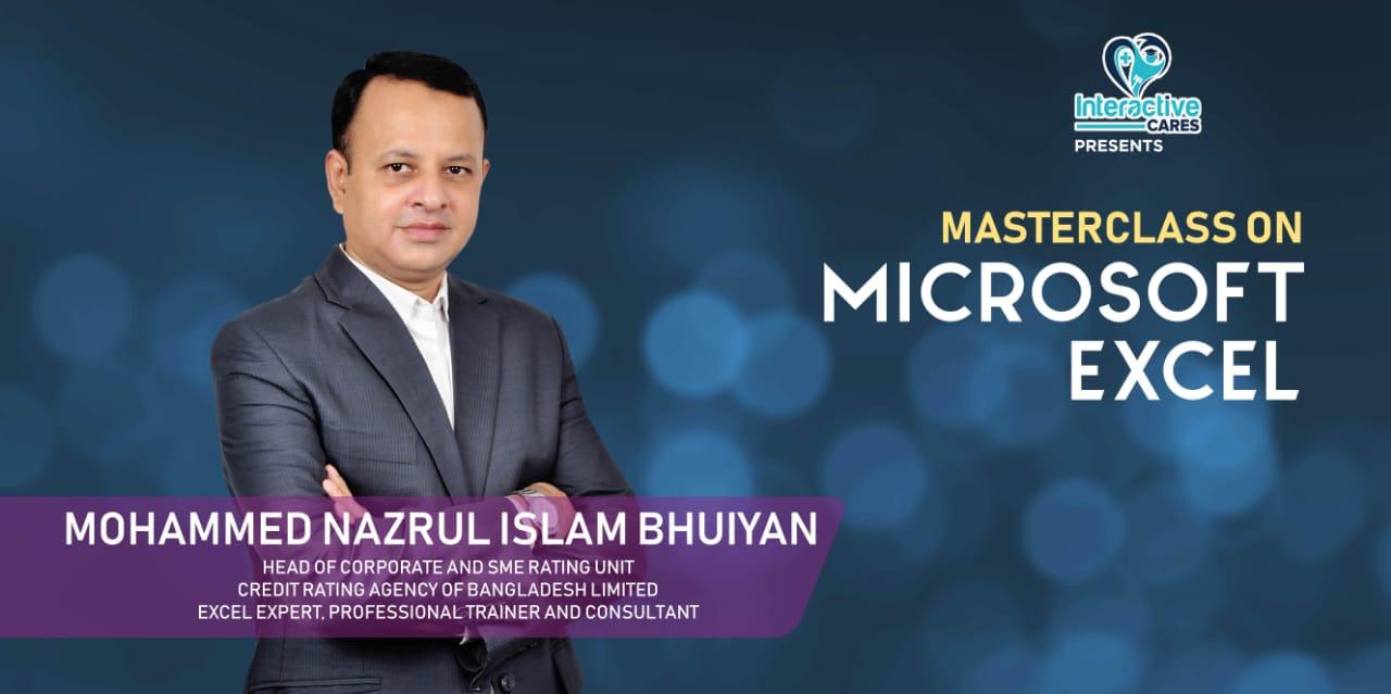 Masterclass on Microsoft Excel